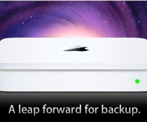 Apple Time Capsule not 'server grade'