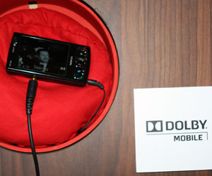 Dolby Mobile: quality audio from portable sound