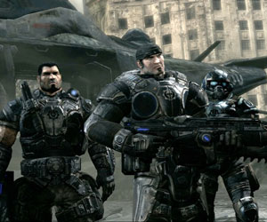 Gears of War film set for 2010