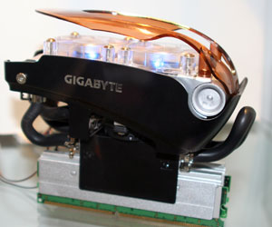 Gigabyte - better cases, mobos and crazy coolers