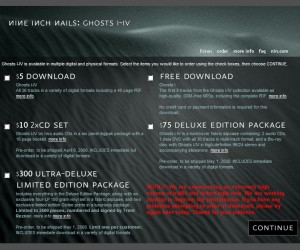 Latest NIN album digital, DRM-free