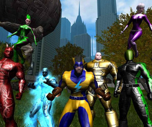 City of Heroes gets optional adverts