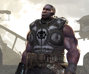 Gears of War reinforces casual racism