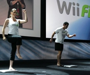 "Miyamoto: ""Wii Fit is a video game"""