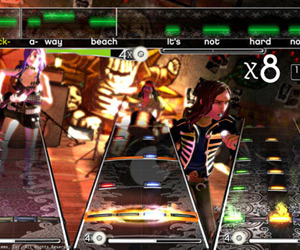Rock Band UK release date set