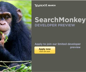 Yahoo SearchMonkey beta launched