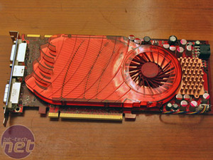 AMD ATI Radeon HD 4850 pictured Exclusive Pictures: AMD 4850 Graphics Card