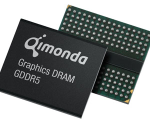 GDDR5 for AMD's next-gen graphics chip is shipping