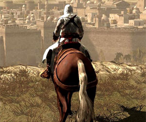 Ubisoft caught in Assassin's Creed marketing war