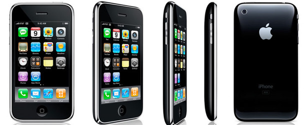 Apple announces iPhone 3G, available 11th July