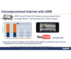 ARM says the Internet doesn't need x86