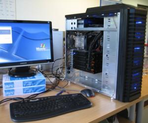 ASTRA unveils octo-GPU supercomputer