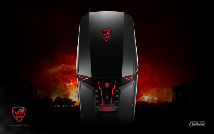 ASUS Ares CG6155 - The Ultimate Gaming Powerhouse.