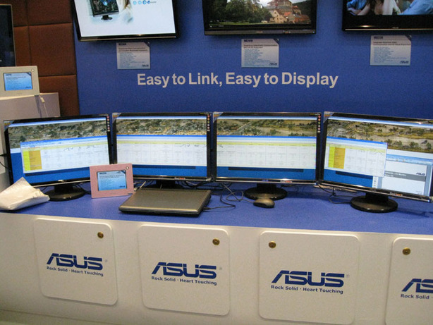 Asus shows off 22