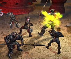 Chris Taylor unveils Dungeon Siege 3