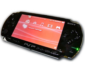 Crytek developing for the PSP?