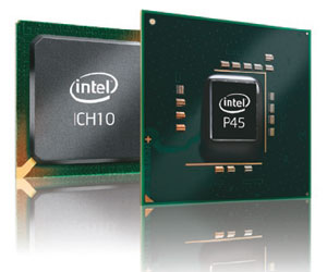 Intel releases 4-series chipsets