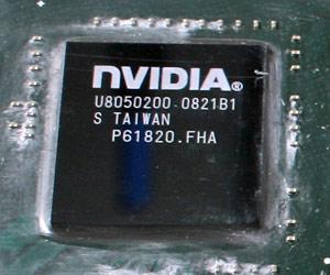 Nvidia has 9800 GTX+ : 55nm G92