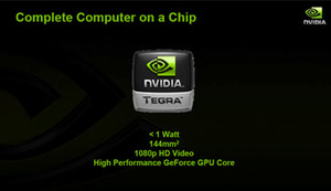 Nvidia intros Tegra for MIDs and smartphones