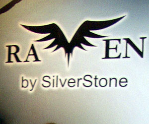 Silverstone presents The Raven case