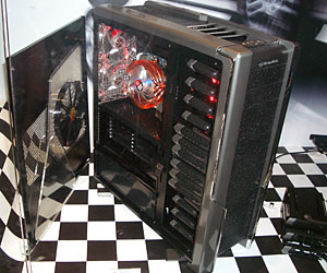 Thermaltake phase change and Spedo case