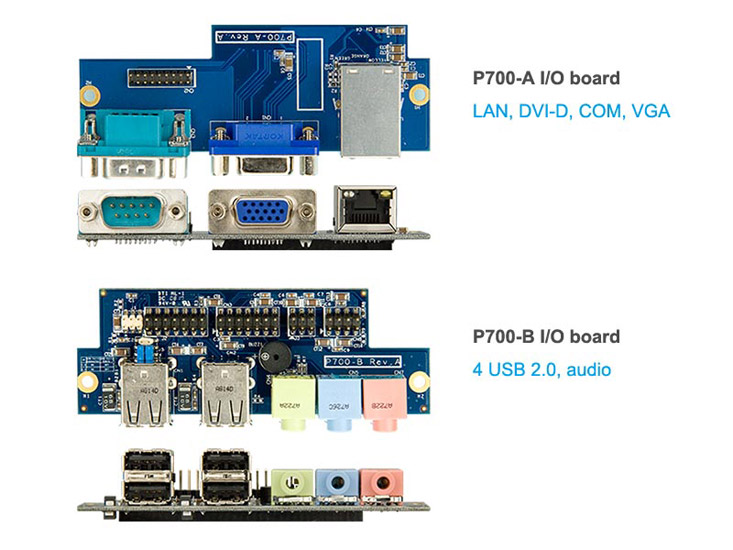 VIA Pico-ITX Goes Low Profile, Integrates Power Supply