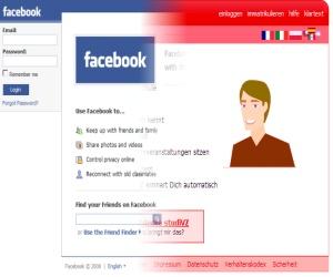 Facebook sues StudiVZ