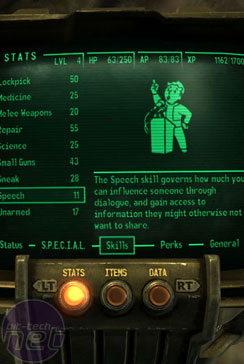 Traits removed from Fallout 3