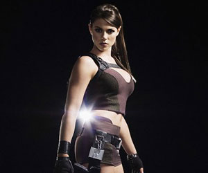 New Lara Croft unveiled