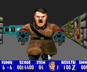 No Hitler in the new Wolfenstein