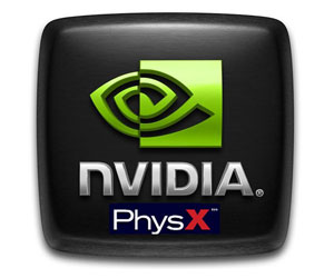 Nvidia releases PhysX for 8, 9 and GTX 2xx series