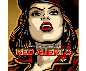 Red Alert 3 Collector's Edition detailed