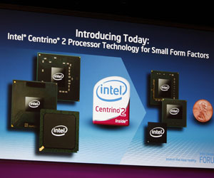 Small form factor Penryn chips announced