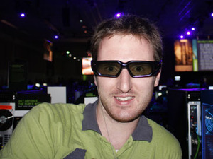 Stereoscopic 3D gaming is really cool