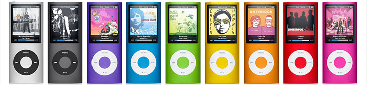 Apple updates iPod range, releases iTunes 8