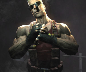 Duke Nukem film in the works