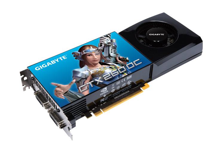 GIGABYTE Unveils Next Generation GeForce GTX 260 OC Graphics Accelerator  GIGABYTE Unveils Next Generation GeForce GTX 260 OC Graphics Accelerator --Setting New Records for E