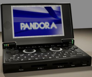Pandora handheld readies for pre-order