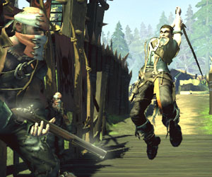 Peter Molyneux reviews Fable 2