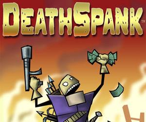Ron Gilbert unveils DeathSpank teasers