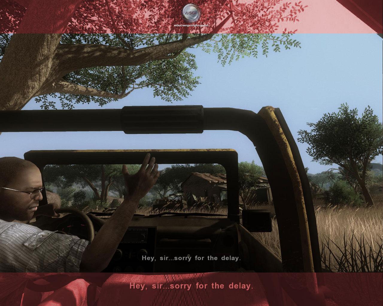 WSGF] Far Cry 2 Widescreen Fix! - Overclock net - An