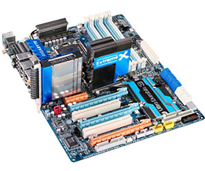 Gigabyte shows bit-tech its final X58 boards
