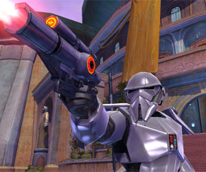 LucasArts, BioWare unveil Star Wars MMO
