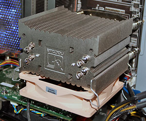 Noctua Xeon coolers and free Core i7 kit