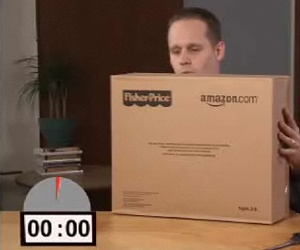 Amazon launches Frustration-Free Packaging