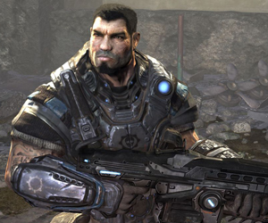 CliffyB wanted more romance in Gears 1