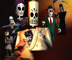Original Grim Fandango design document released