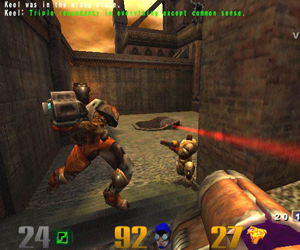 Quake 3 multiplayer now hostable on Nokia phones