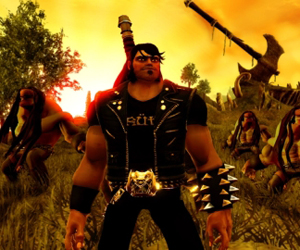 EA to publish Brütal Legend