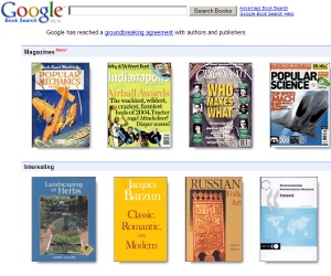 Google adds magazine content